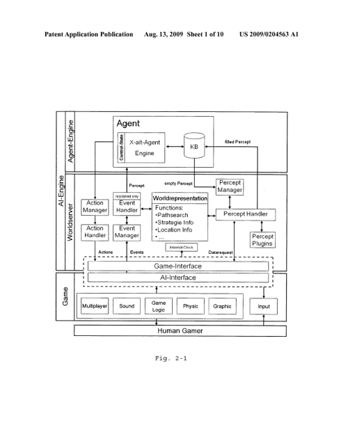 small resolution of generic ai architecture for a multi agent system diagram schematic and image 02