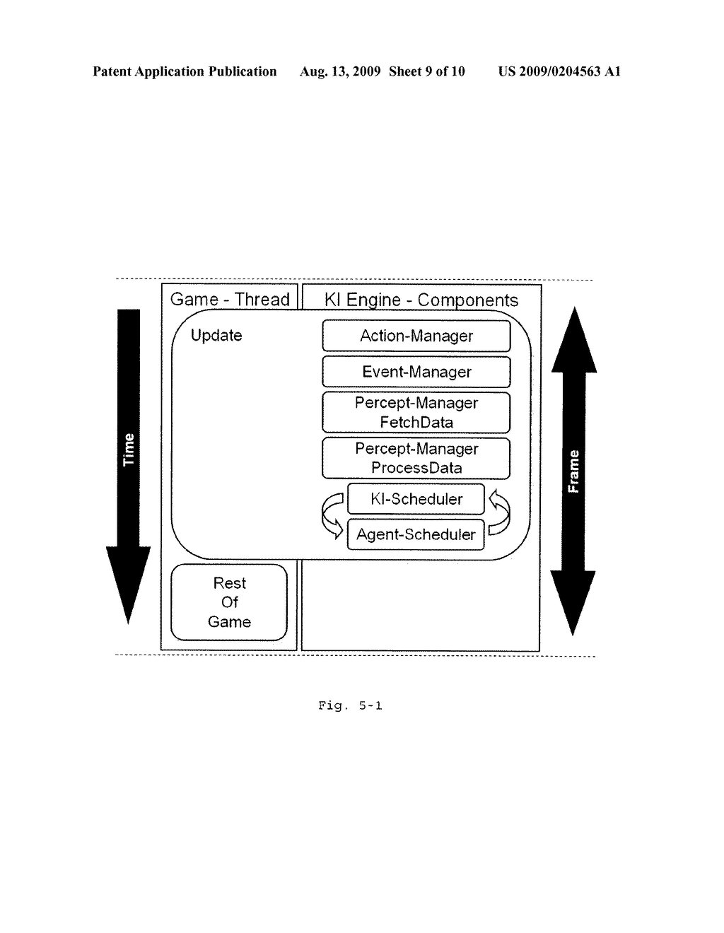 hight resolution of generic ai architecture for a multi agent system diagram schematic and image 10