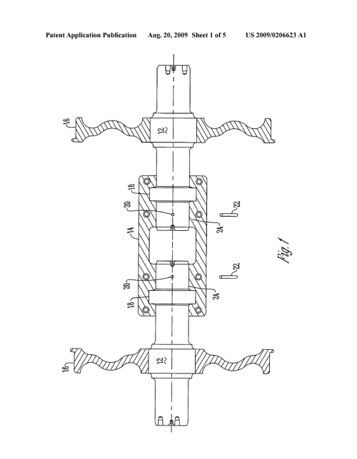 small resolution of differential action railroad car axle assembly diagram schematic and image 02