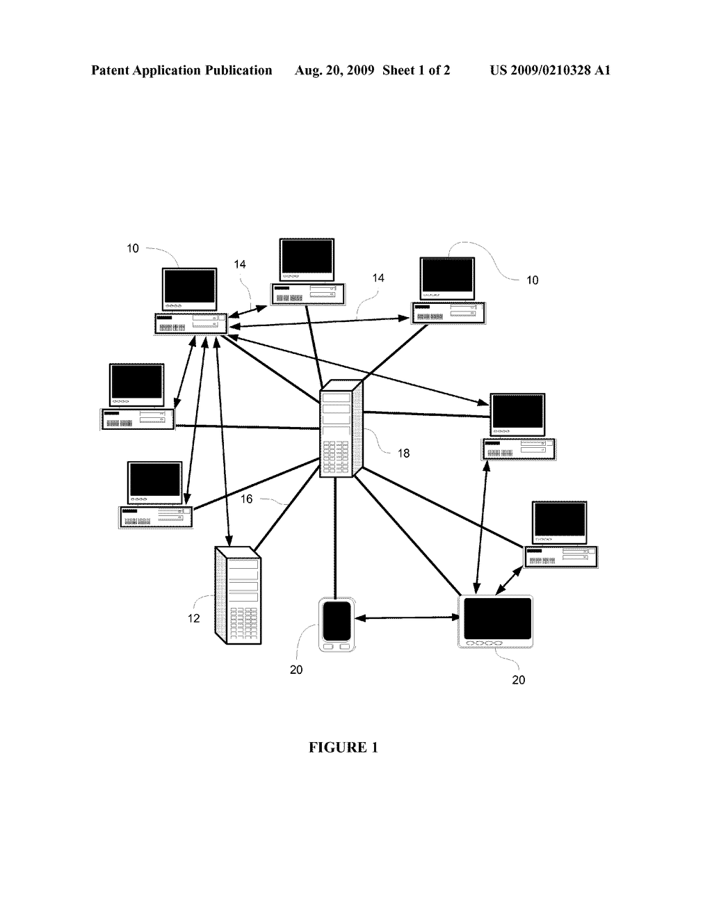 SYSTEM AND METHOD FOR FACILITATING A COMMERCIAL PEER TO PEER
