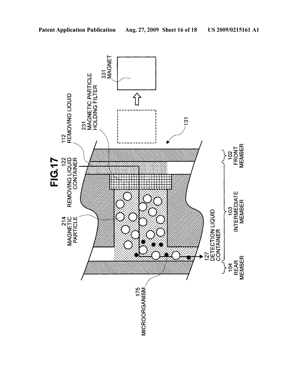 hight resolution of microorganism testing device and chip for testing microorganisms diagram schematic and image 17