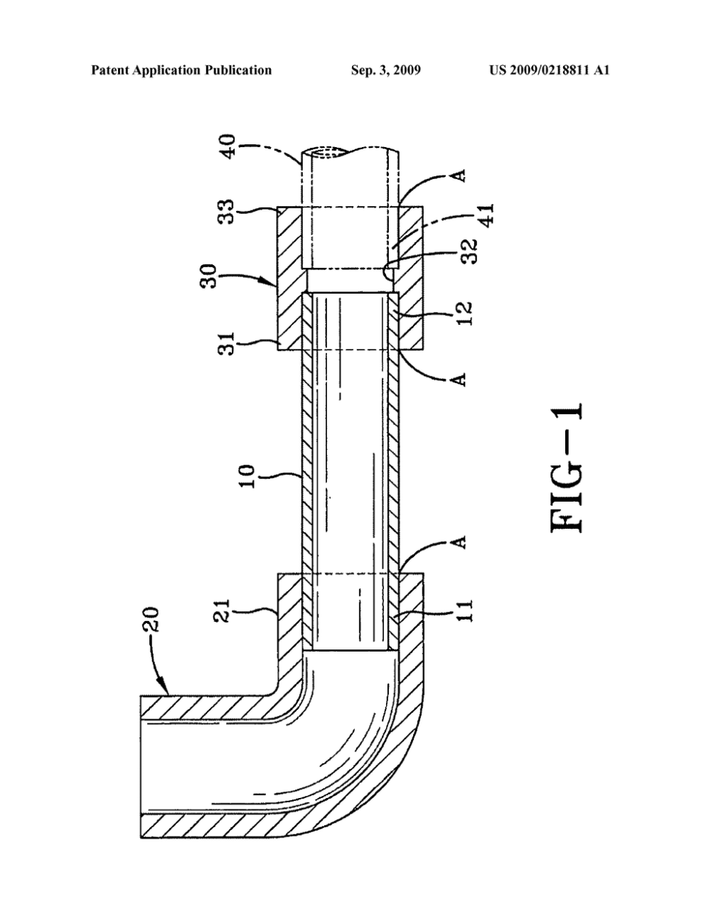 medium resolution of adhesively secured fluid tight pipe joint of pvc cpvc pipe and fitting diagram schematic and image 02