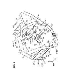 vehicle frame joint for a saddle type vehicle and vehicle frame incorporating same diagram schematic and image 03 [ 1024 x 1320 Pixel ]