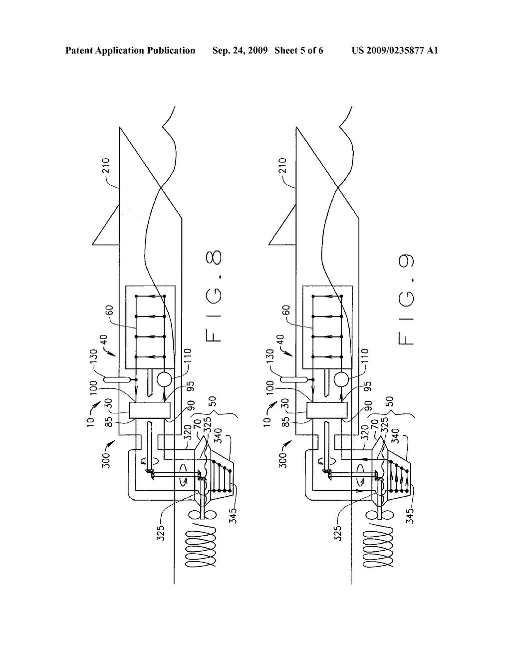 Inboard Boat Motor Cooling System