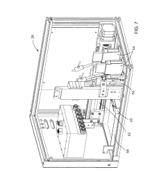 packaging machine for goods in blister shell moldings to be sealed with a blister film diagram schematic and image 08 [ 1024 x 1320 Pixel ]