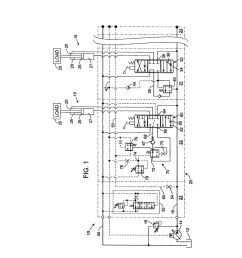 post pressure compensated hydraulic control valve with load sense pressure limiting diagram schematic and image 02 [ 1024 x 1320 Pixel ]