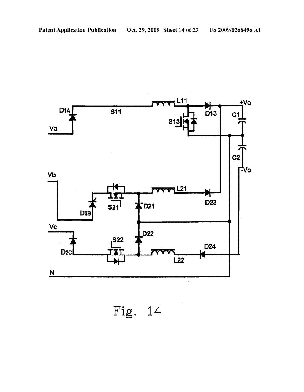 3 Phase Power Factor Correction Circuit Diagram