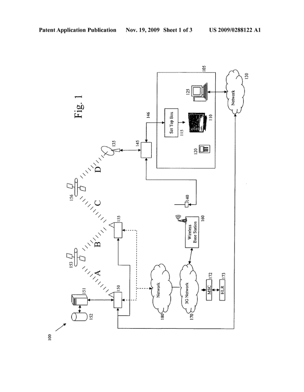 medium resolution of system method and apparatus for an integrated antenna and satellite dish diagram schematic and image 02