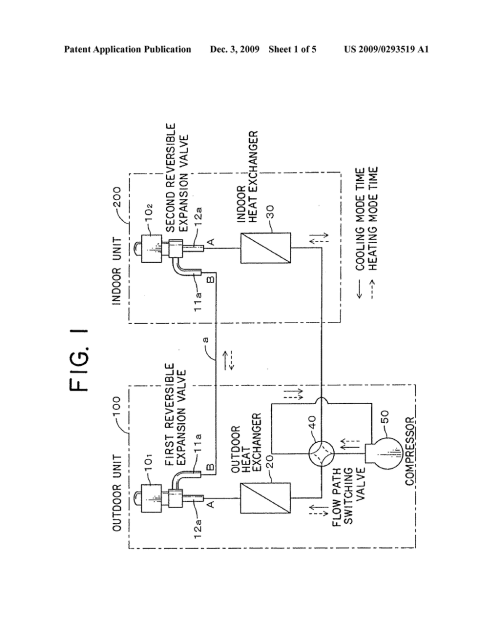 small resolution of expansion valve heat pump type refrigeration cycle apparatus and air handling unit diagram schematic and image 02