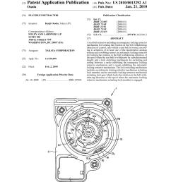 seat belt retractor diagrams wiring diagram sample seat belt retractor diagram schematic and image [ 1024 x 1320 Pixel ]