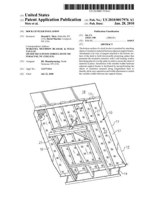 small resolution of dock leveler insulation diagram schematic and image 01 dock leveler brush seals dock leveler schematic