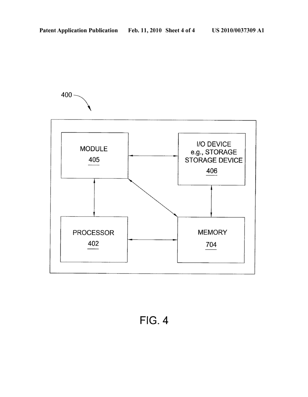 METHOD AND APPARATUS FOR PROVIDING SECURITY IN AN INTRANET NETWORK