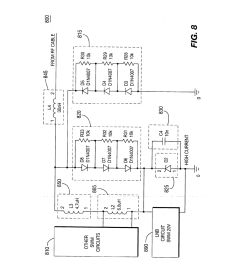 two stage surge protection for single wire multi switch transceiver diagram schematic and image 08 [ 1024 x 1320 Pixel ]