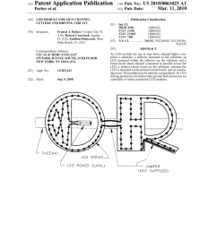 led module for sign channel letters and driving circuit diagram schematic and image 01 [ 1024 x 1320 Pixel ]