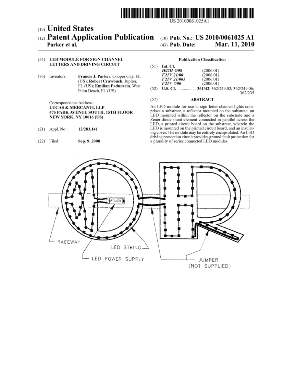 medium resolution of led module for sign channel letters and driving circuit diagram schematic and image 01