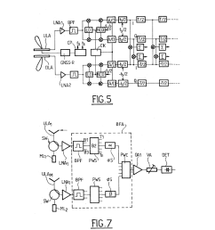 space borne altimetry apparatus antenna subsystem for such an apparatus and methods for calibrating the same diagram schematic and image 04 [ 1024 x 1320 Pixel ]