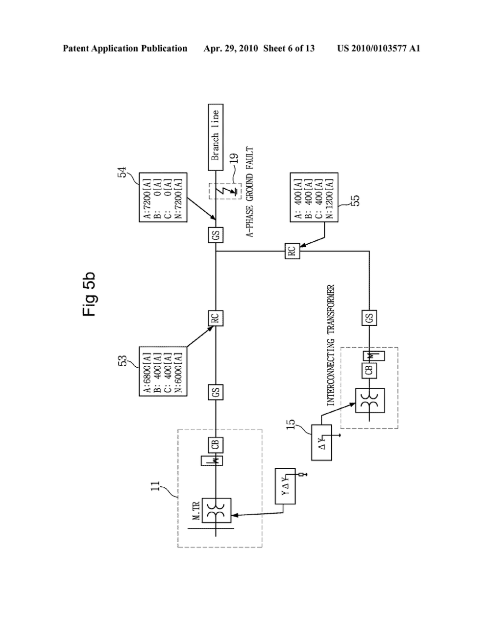 medium resolution of apparatus and method for preventing reverse power flow of over current relay diagram schematic and image 07