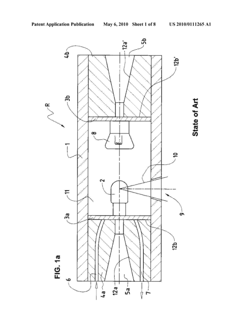 small resolution of x ray tube with an anode isolation element for liquid cooling and a receptacle for a high voltage plug diagram schematic and image 02