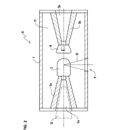 x ray tube with an anode isolation element for liquid cooling and a receptacle for a high voltage plug diagram schematic and image 04 [ 1024 x 1320 Pixel ]