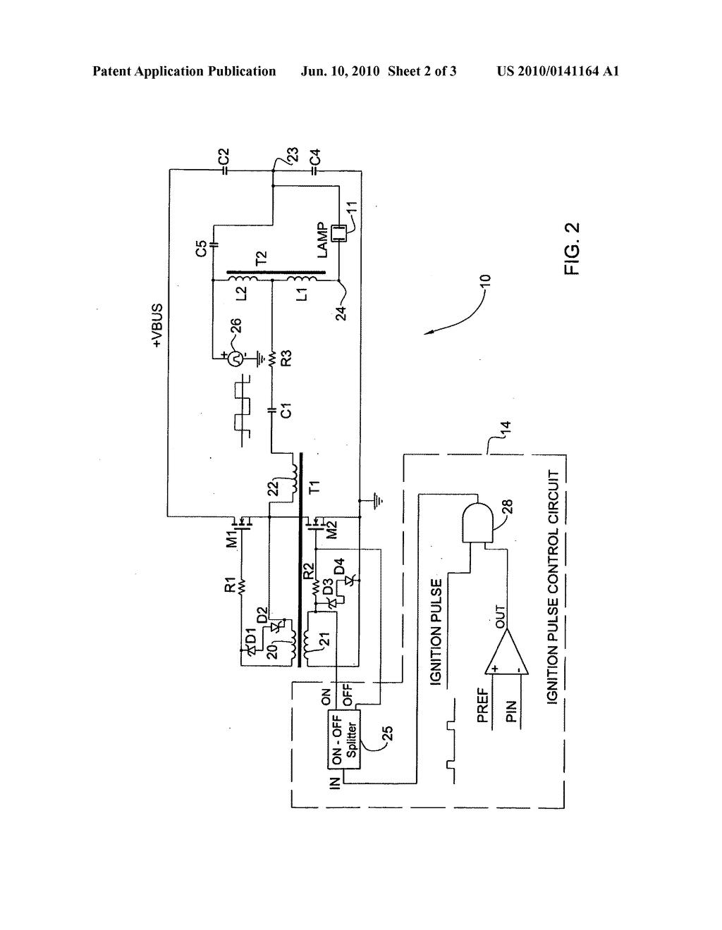 Hid Circuit Diagram