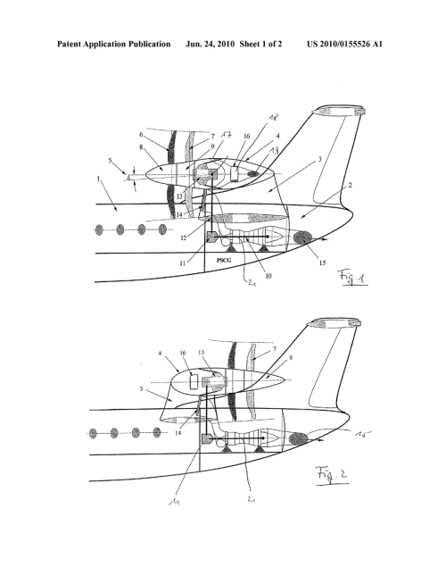 small resolution of aircraft with tail propeller engine layout diagram schematic and image 02
