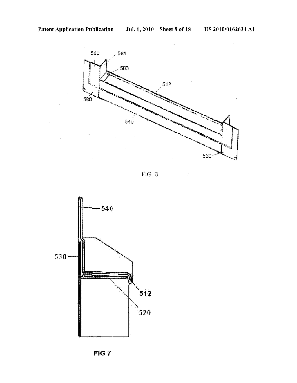 Apparatus And Method For Door And Window Head Flashing