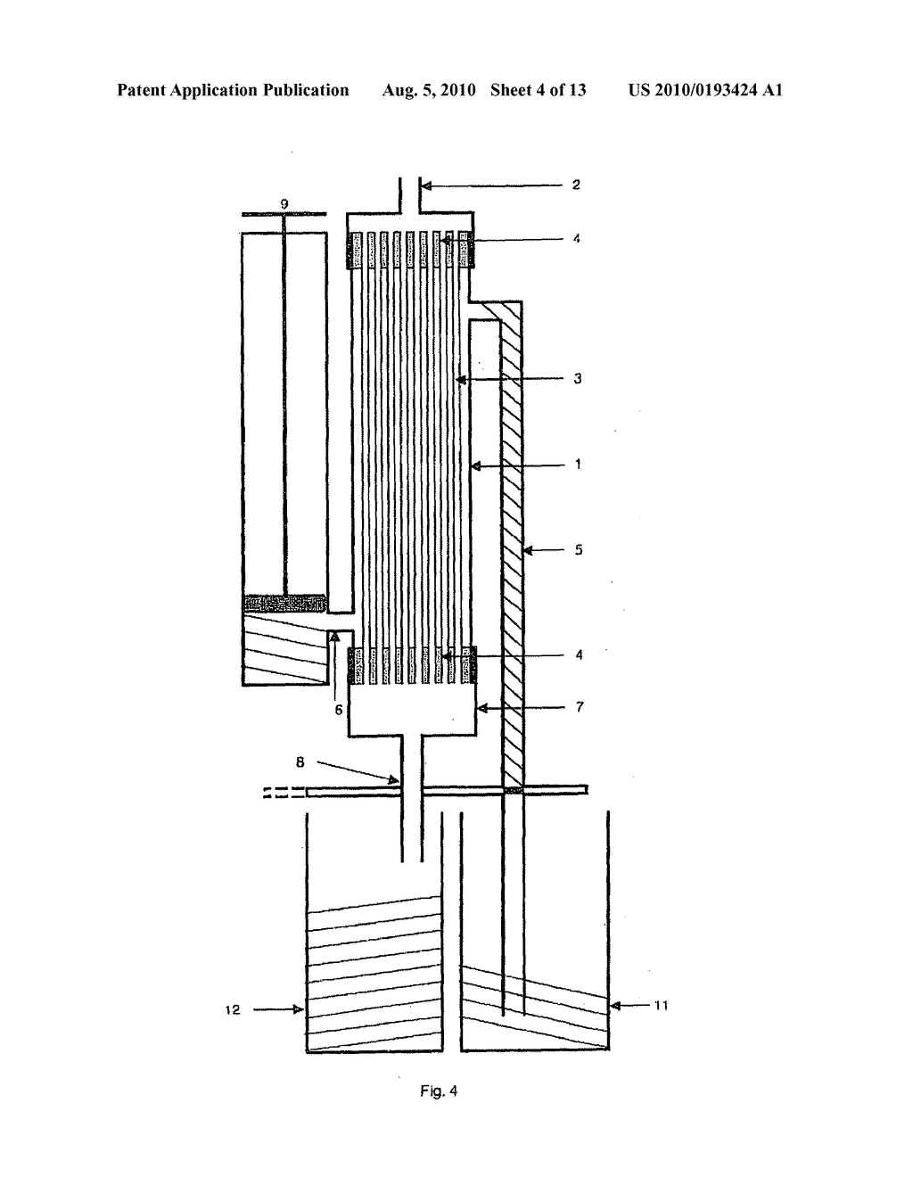 hight resolution of capillary membrane filter with manually activated backwash pump diagram schematic and image 05