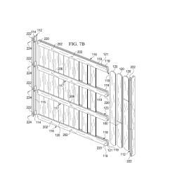 rackable wood privacy fence panel diagram schematic and image 15 fence panel diagram name fence panel diagram [ 1024 x 1320 Pixel ]