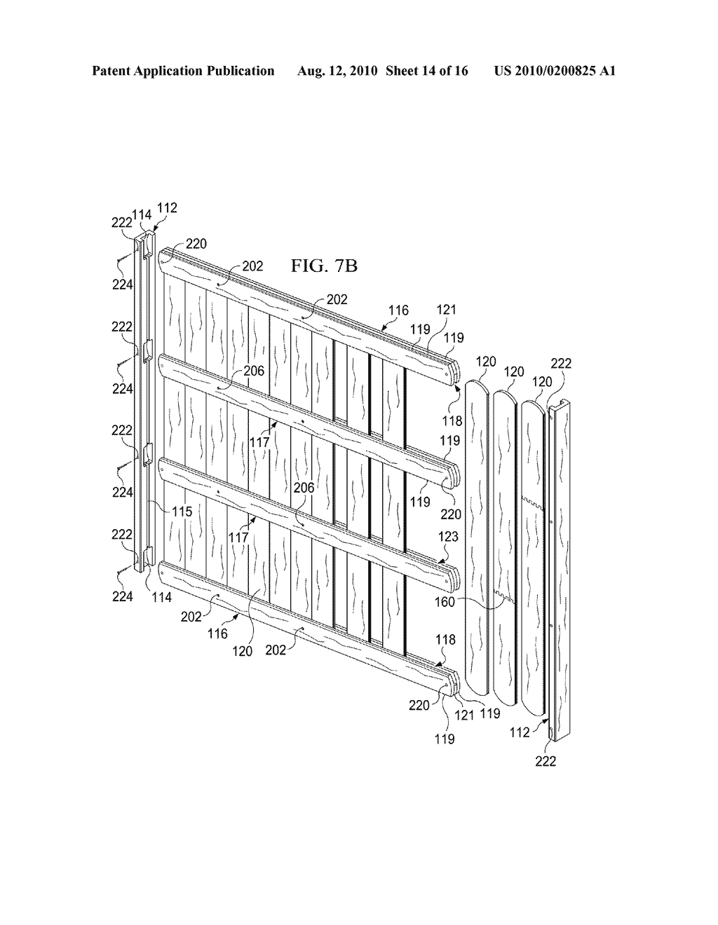 hight resolution of rackable wood privacy fence panel diagram schematic and image 15 fence panel diagram name fence panel diagram