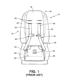 head support apparatus for child car seats diagram schematic and auto seat diagram car seats diagram [ 1024 x 1320 Pixel ]