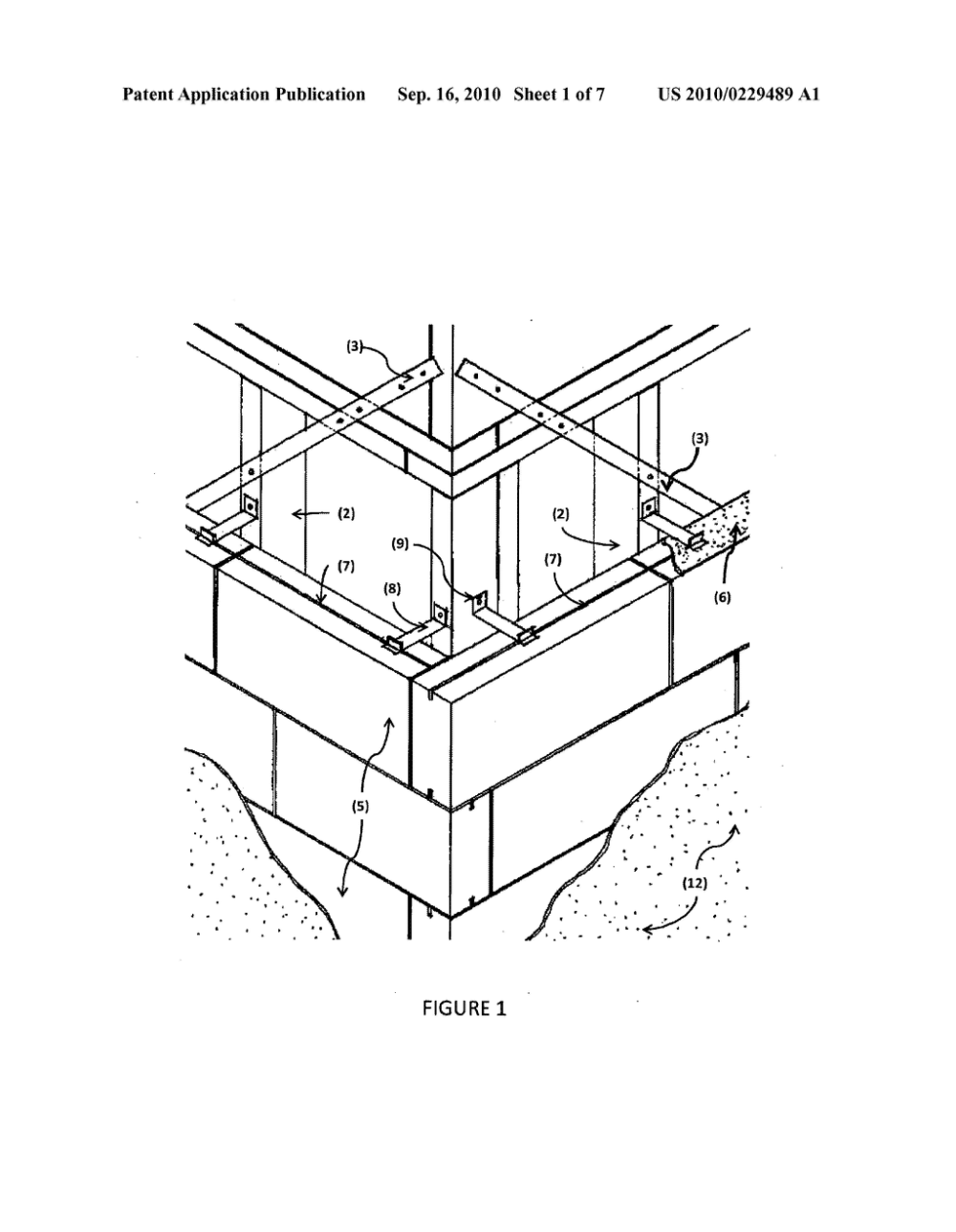 medium resolution of method of autoclaved aerated concrete aac wall construction diagram schematic and image 02