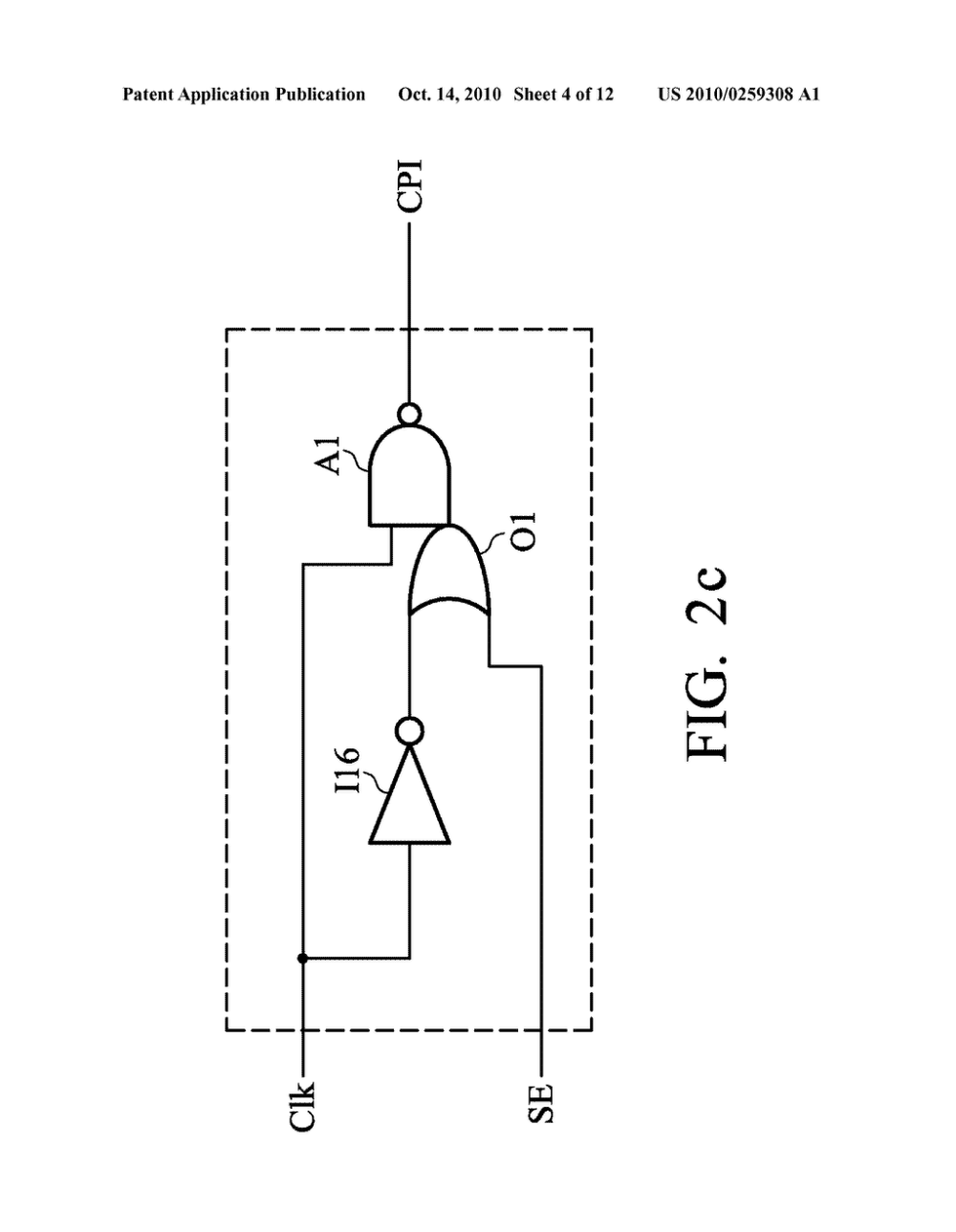 medium resolution of clock circuit and method for pulsed latch circuits diagram schematic and image 05