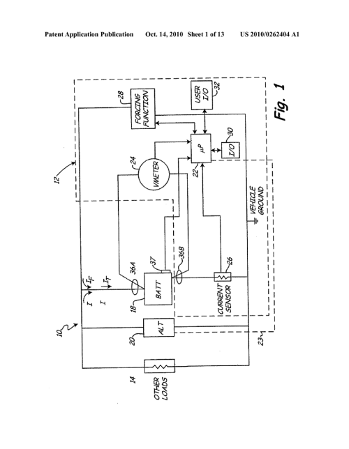 small resolution of automotive vehicle electrical system diagnostic device diagram schematic and image 02