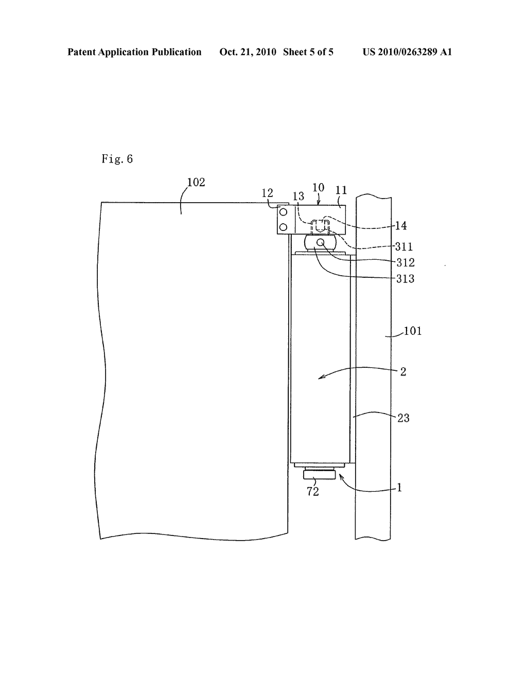 Door Structure Diagram Amp Figure 5 69 Framed Door Sc 1 St