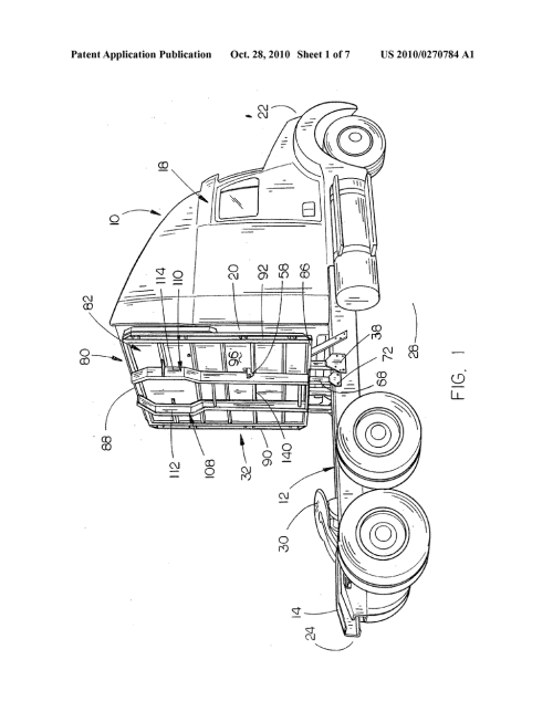 small resolution of folding cargo deck assembly for a fifth wheel truck diagram schematic and image 02