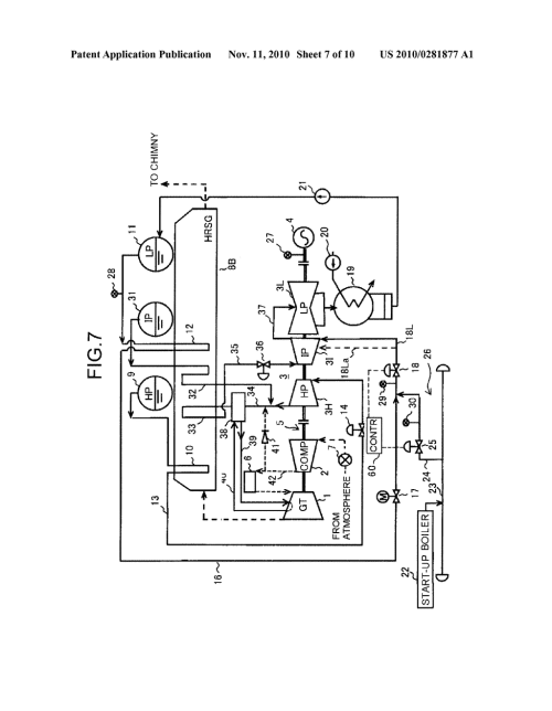 small resolution of single shaft combined cycle power plant start up method an single shaft combined cycle power plant diagram schematic and image 08