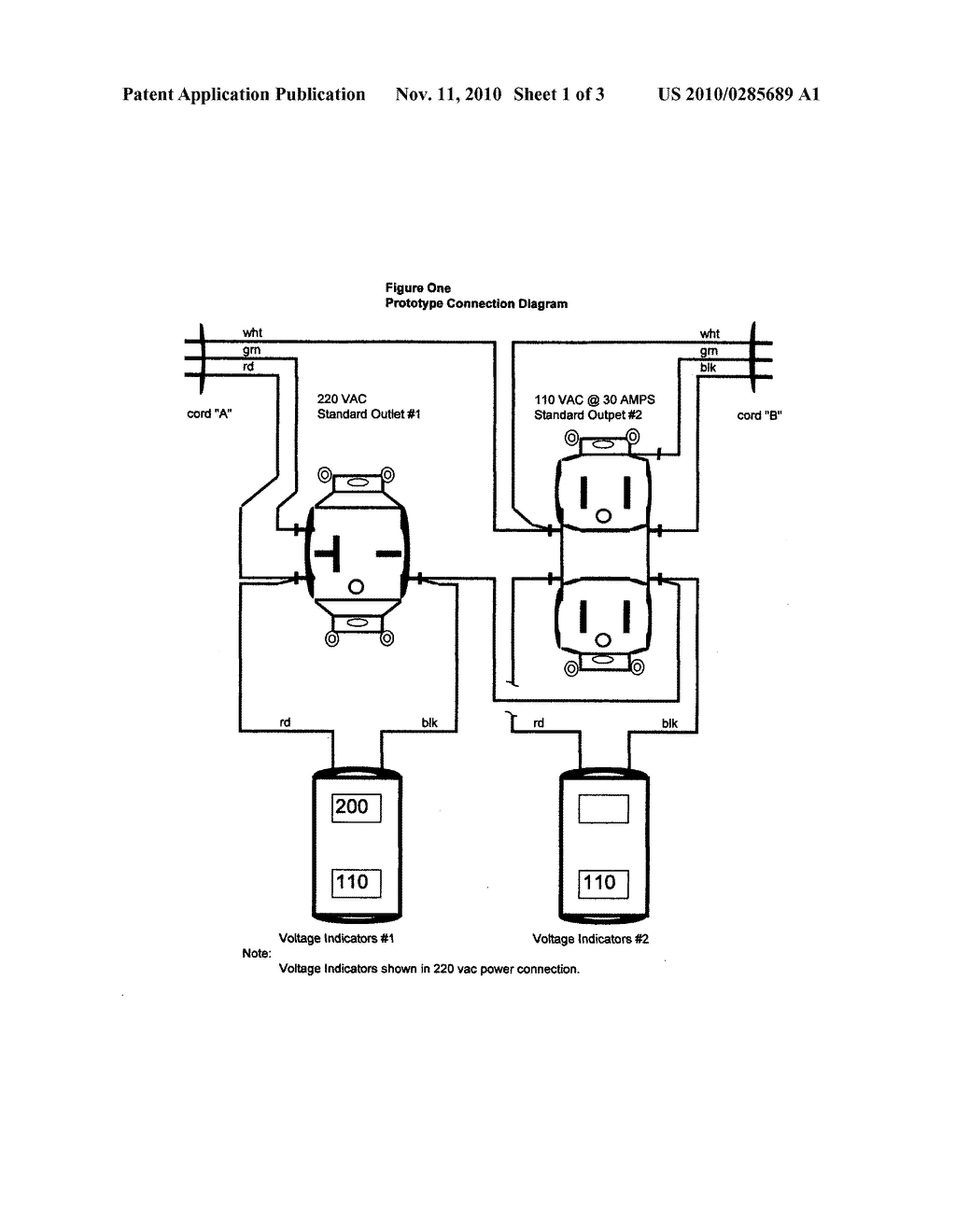 230 Volt Single Phase Wiring Diagram