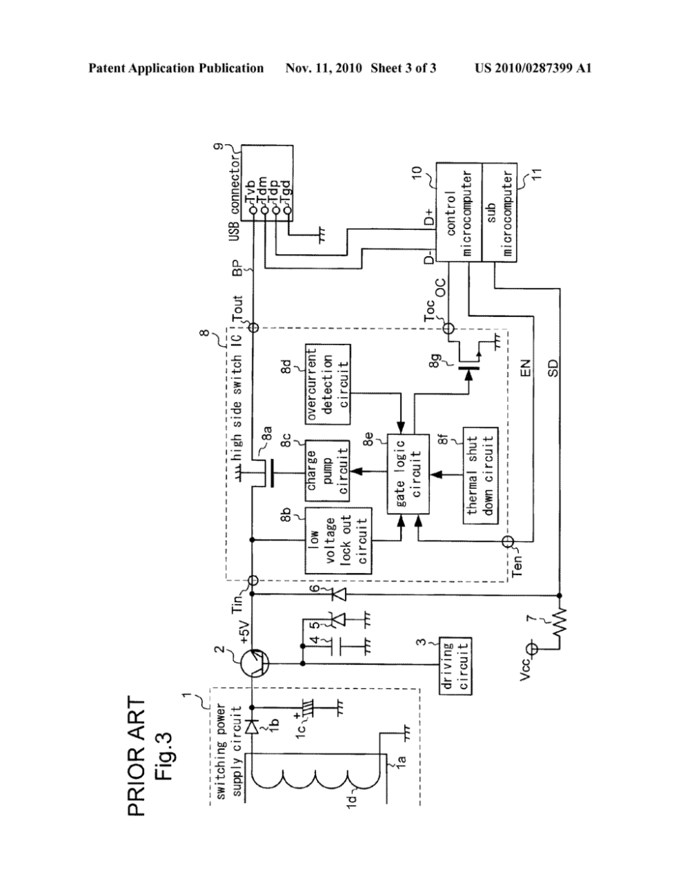 medium resolution of usb power supply circuit diagram