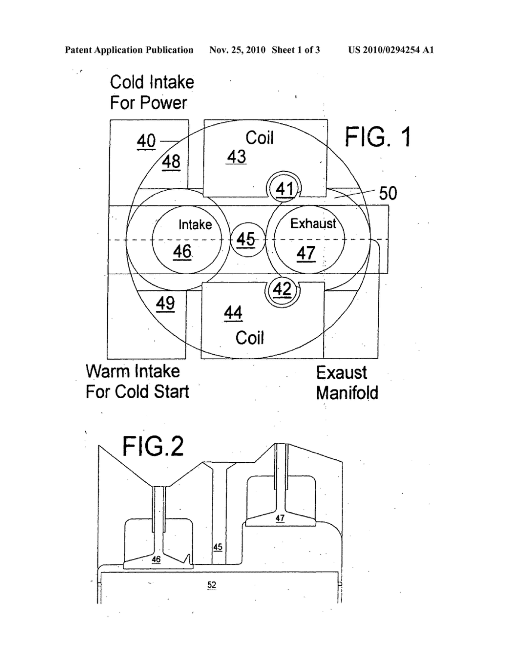 medium resolution of inverted cross scavenged two overhead valve 2 stroke engine diagram schematic and image 02