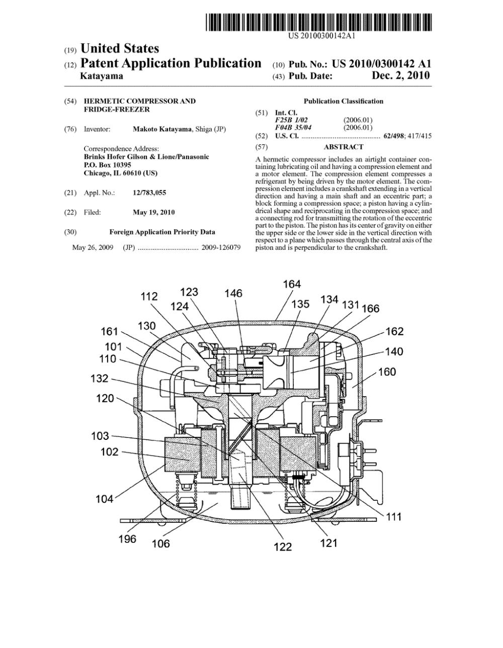 medium resolution of hermetic compressor and fridge freezer diagram schematic and image 01