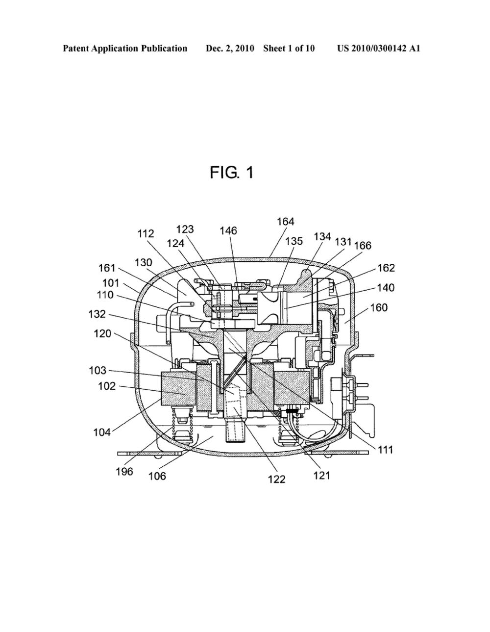 medium resolution of hermetic compressor and fridge freezer diagram schematic and image 02