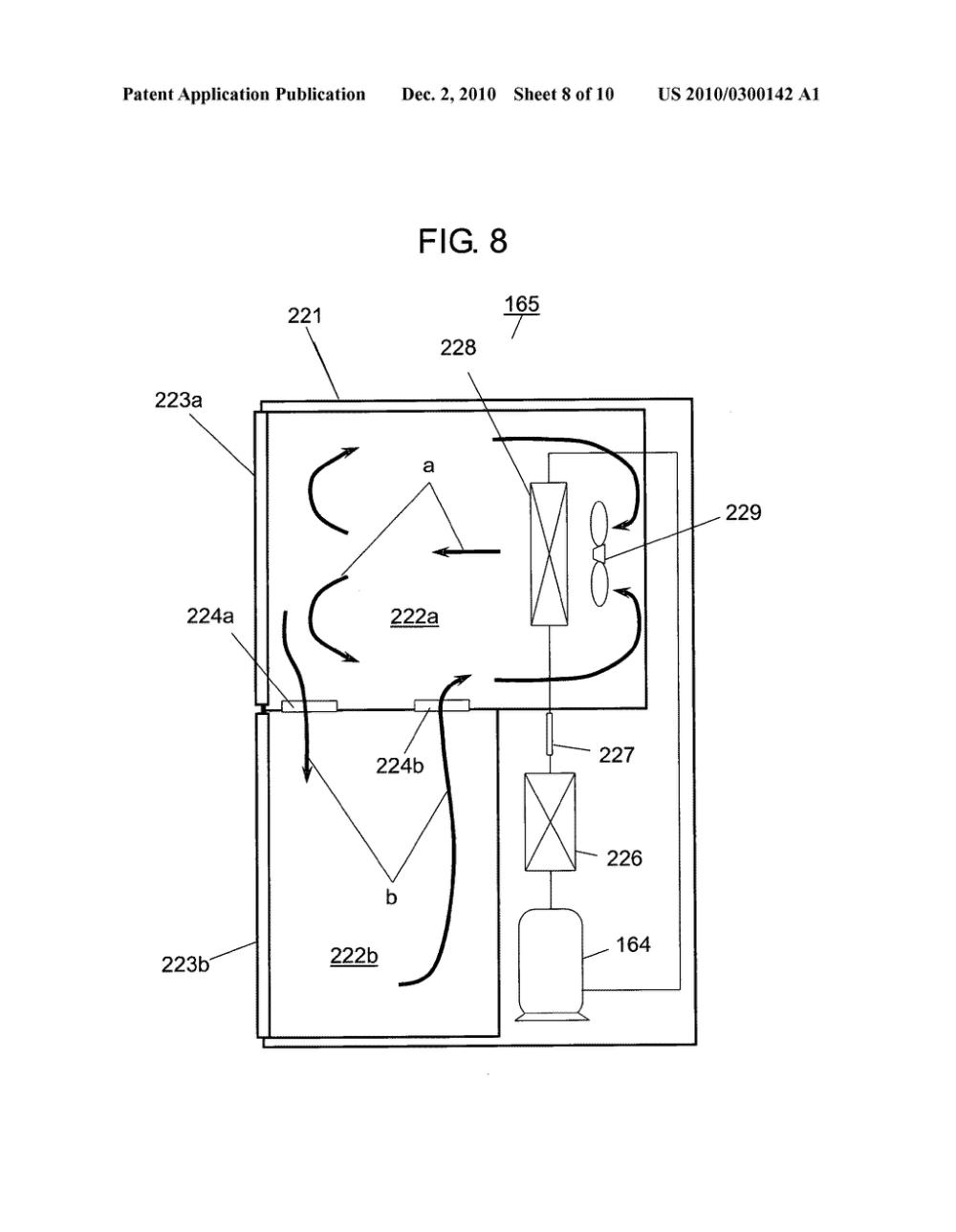 medium resolution of hermetic compressor and fridge freezer diagram schematic and image 09