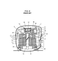 hermetic compressor and fridge freezer diagram schematic and image 10 [ 1024 x 1320 Pixel ]
