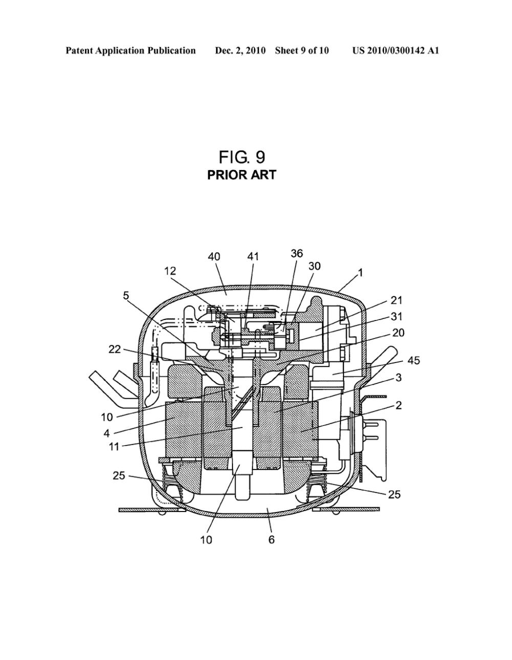 medium resolution of hermetic compressor and fridge freezer diagram schematic and image 10