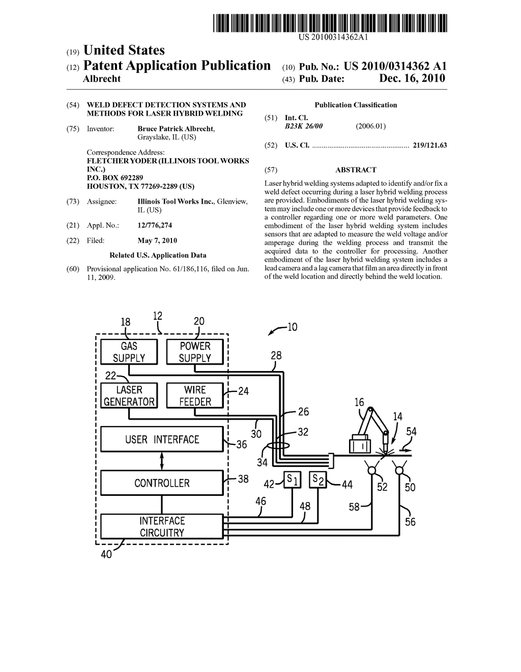 hight resolution of weld defect detection systems and methods for laser hybrid welding diagram schematic and image 01