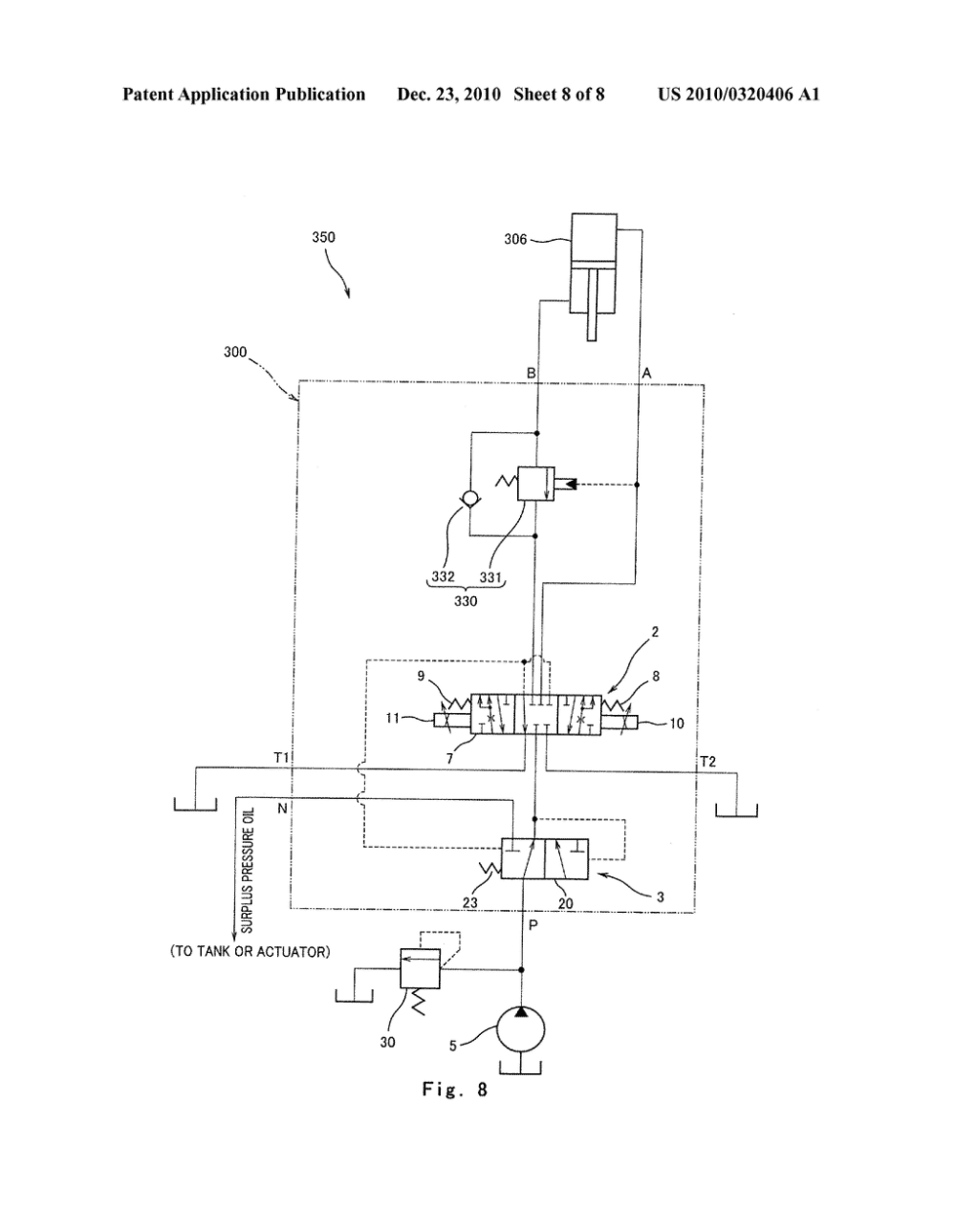 medium resolution of pressure compensated electromagnetic proportional directional flow control valve diagram schematic and image 09