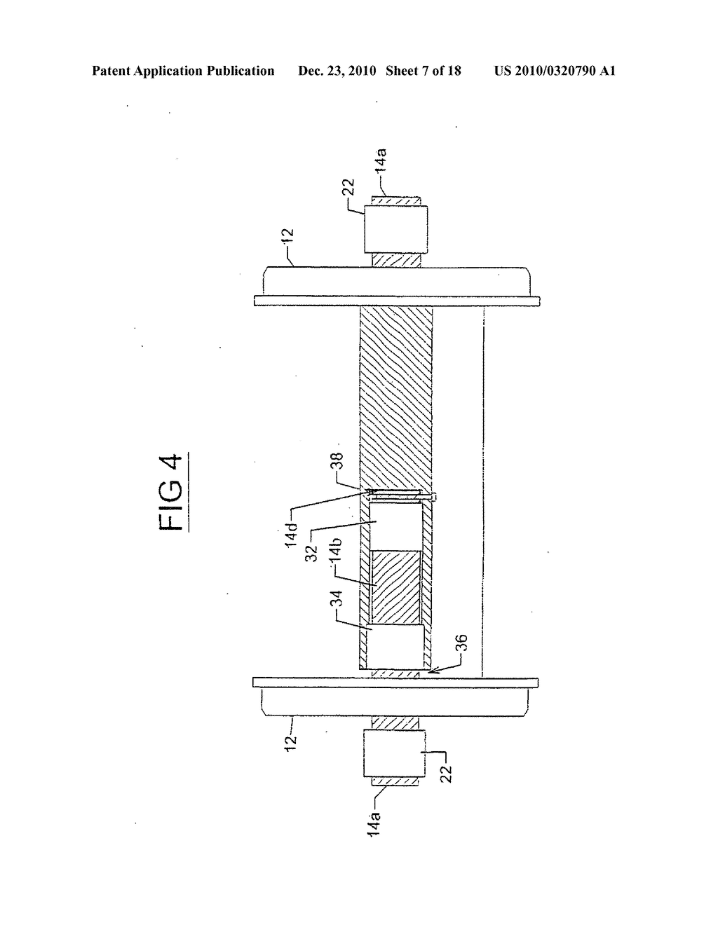 hight resolution of railway car independent axles with axle locking mechanism diagram schematic and image 08