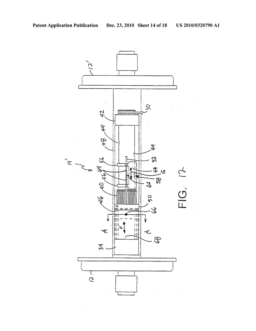 medium resolution of railway car independent axles with axle locking mechanism diagram schematic and image 15