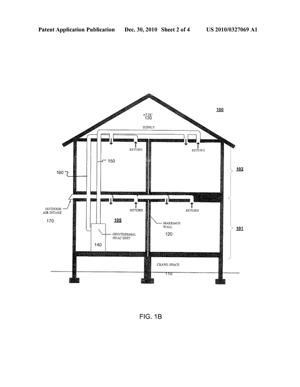 medium resolution of geothermal hvac system for modular buildings diagram schematic and image 03