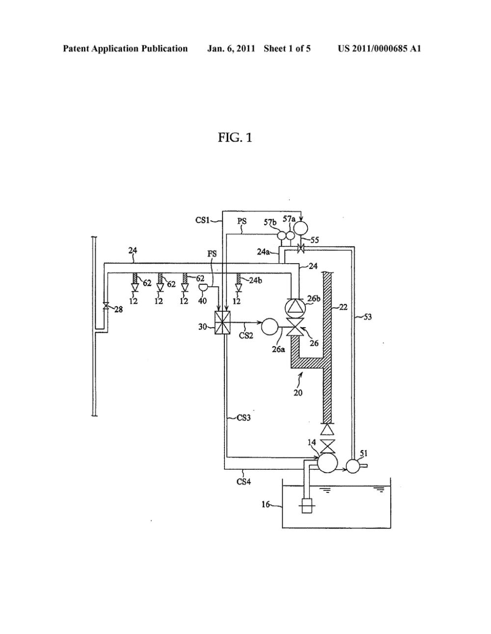 medium resolution of dry type vacuum sprinkler system diagram schematic and image 02 sprinkler system wiring sprinkler system schematic
